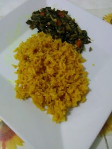 Turmeric Rice Recipe